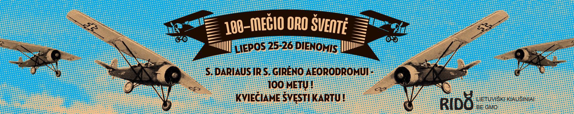 100 metų šventė